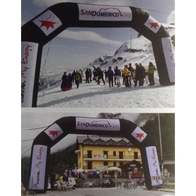 Inflatable Finish Archway